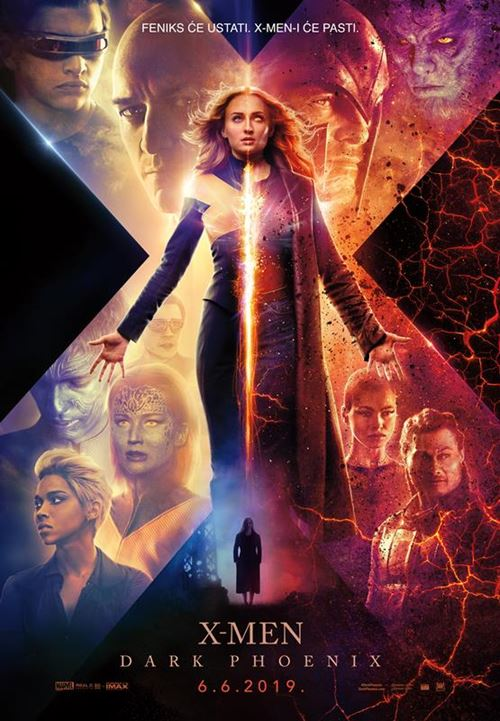 X MEN: DARK PHONEIX 3D
