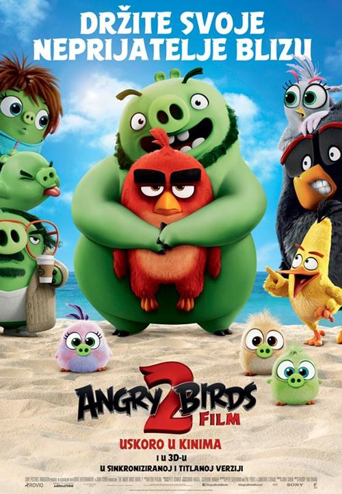 Angry Birds 2 – sink