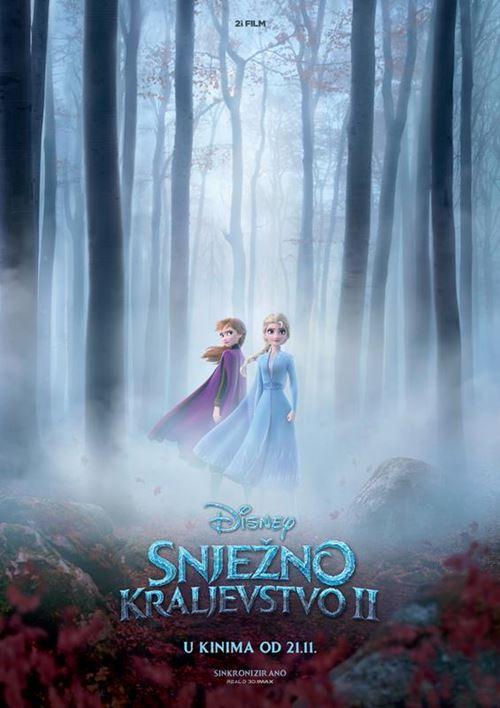 Snježno Kraljevstvo 2 – sink