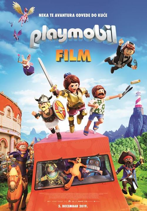 Playmobil film - Sink